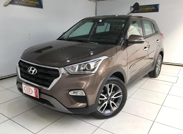 Hyundai Creta 2.0 Prestige (Aut) 2019 - Foto 2