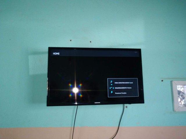 Tv Samsung 32 polegada não Smart - Foto 2