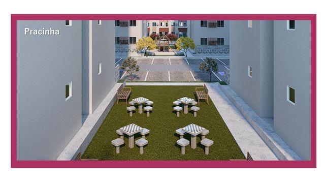 Quinta das Alamedas, apto. 2 quartos, piscina, entrada em 48x - Foto 4