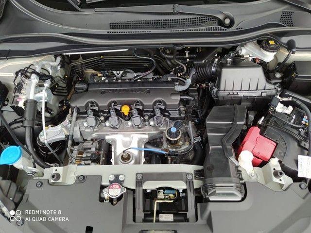 HONDA HR-V EX 1.8 FLEXONE 16V 5P AUT. - Foto 9