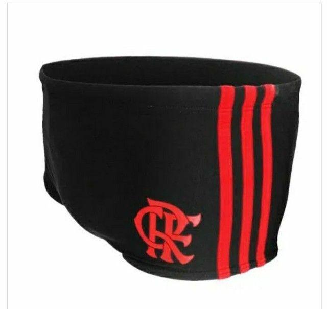 Sunga Flamengo CRF Adidas 2021 - Foto 4