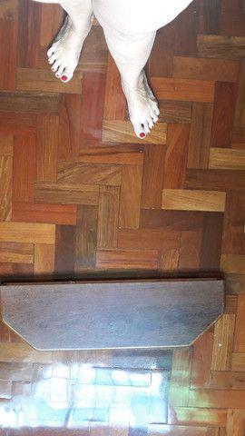 Prateleira de parede sucupira  - Foto 2