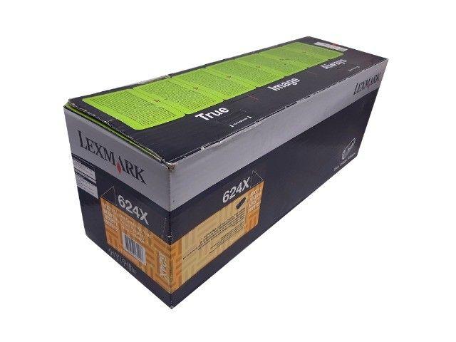 Toner Lexmark 624X / 62D4X00 Original Novo - Foto 2