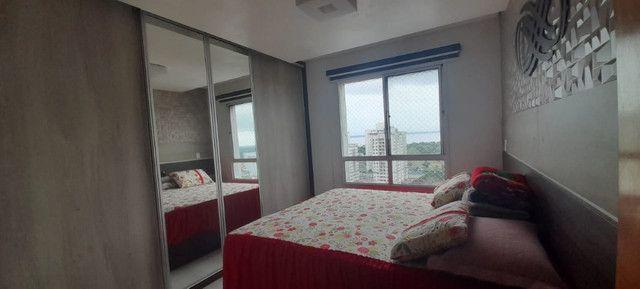 Apartamento na Ponta Negra no 12º Andar/ 3 Dormitórios sendo 2 Suítes . - Foto 6