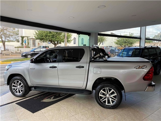 Toyota Hilux 2019 2.8 srv 4x4 cd 16v diesel 4p automático - Foto 5