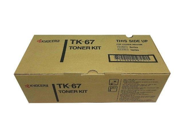 Toner Kyocera TK67 Original Novo