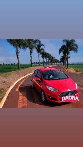 New Fiesta Titanium 1.6 2015