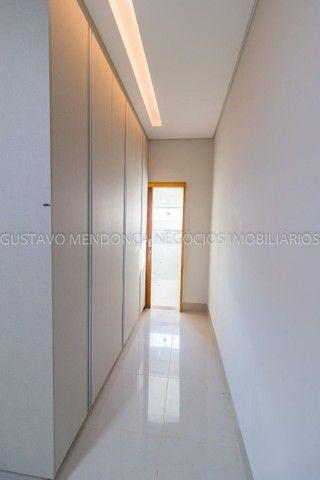 Belíssima casa-térrea no Rita Vieira 1 - Alto padrão de acabamento!! - Foto 20