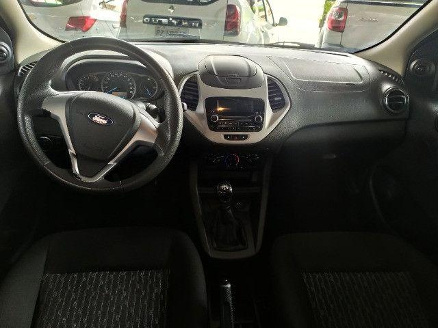 Ford KA Sedan  Flex 2020 Completo ( Aceitamos troca e financiamos ) - Foto 7