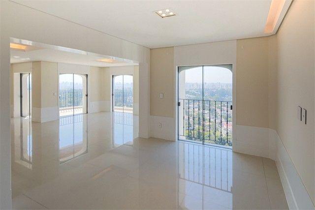 Apartamento para alugar com 4 dormitórios em Alto da boa vista, São paulo cod:REO385560 - Foto 9