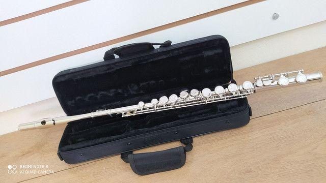Flauta transversal moresky (nova) em ate 12 x no cartão <br>