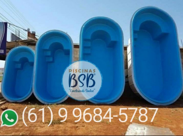 Piscinas bsb (fibra de vidro) - Foto 2