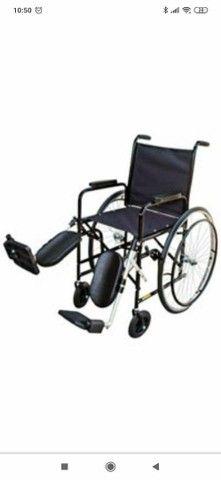 Aluguel cadeira de rodas com elevação  - Foto 2