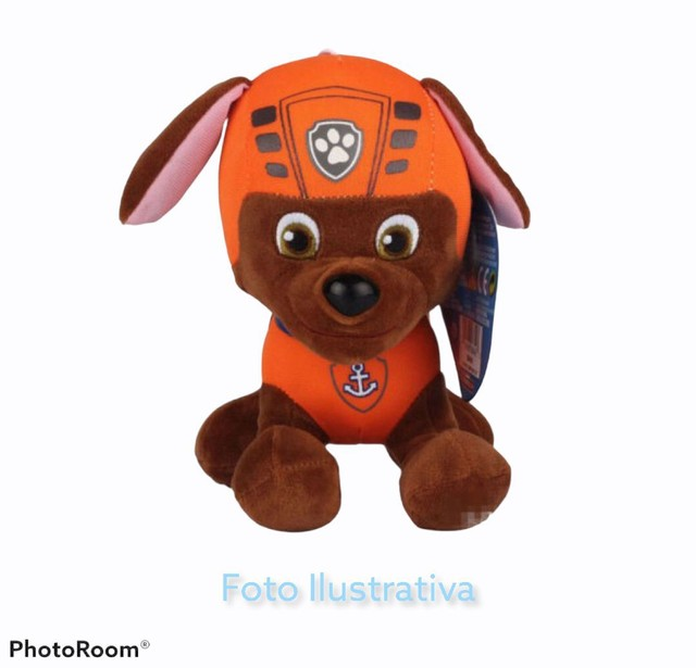 Kit 6 Pelúcia patrulha canina - Foto 3
