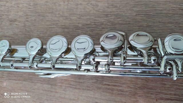 Flauta transversal moresky (nova) em ate 12 x no cartão <br> - Foto 6