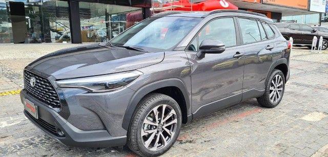 Toyota Corolla Cross XRE 2021/2022 - OKM!!! - Foto 2