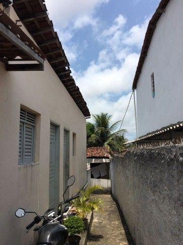 Três casas