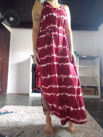 Vestido longo  - Foto 6