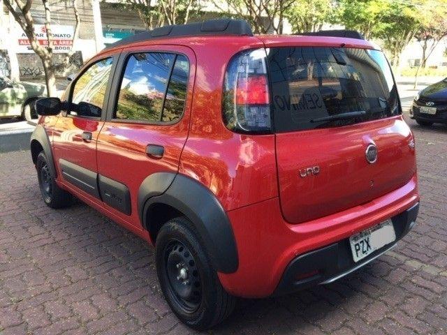 Fiat Uno Way 1.0 Firefly (Flex) - Foto 6