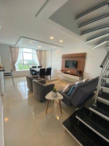 Apartamento Duplex Mobiliado - Alto Padrão - Centro - Foto 5