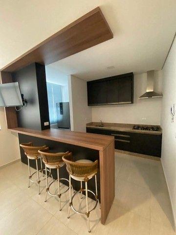 Apartamento Duplex Mobiliado - Alto Padrão - Centro - Foto 18