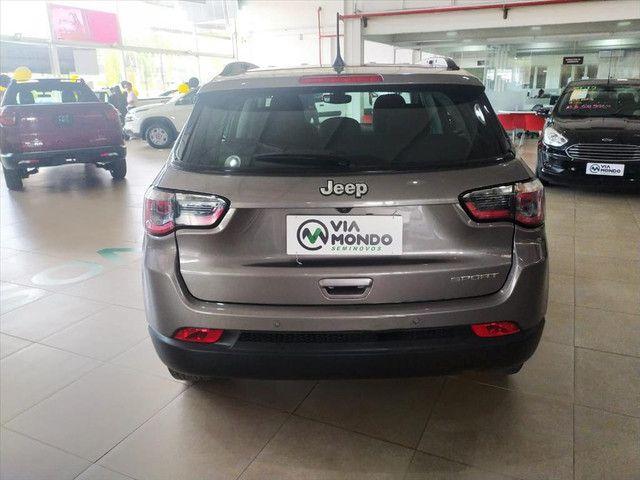 JEEP COMPASS 2.0 16V FLEX SPORT AUTOMÁTICO - Foto 6