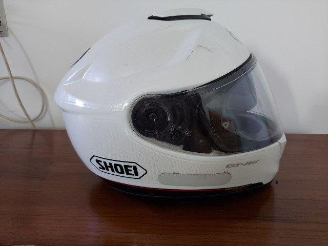 Capacete Shoei GT Air tamanho 58
