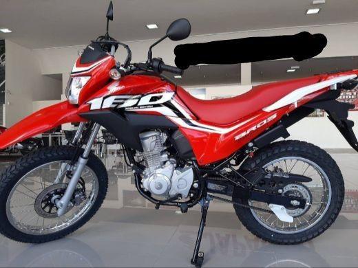 Honda NXR 160 BROS SE