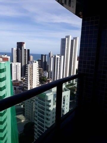 (DO) Edf Salamanca- Apartamento com 98m² , 3 quartos, Boa Viagem -  Excelente localização - Foto 13