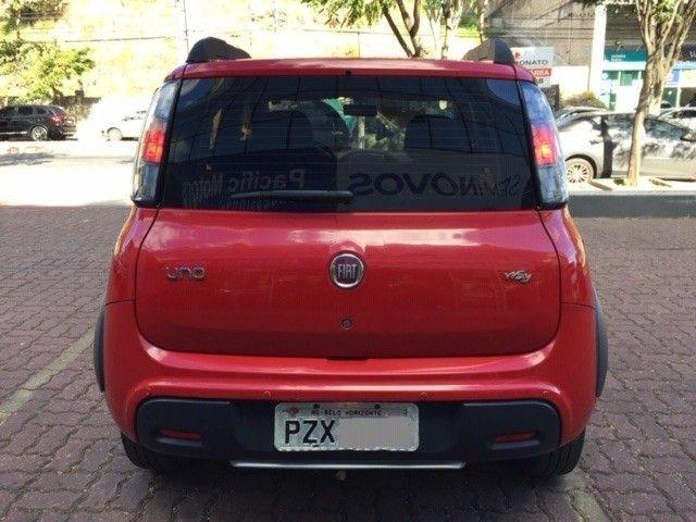 Fiat Uno Way 1.0 Firefly (Flex) - Foto 5