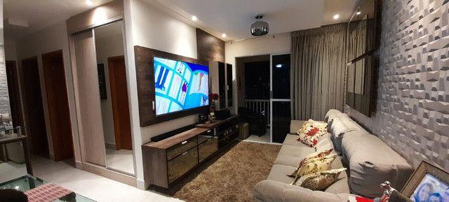 Apartamento na Ponta Negra no 12º Andar/ 3 Dormitórios sendo 2 Suítes . - Foto 12