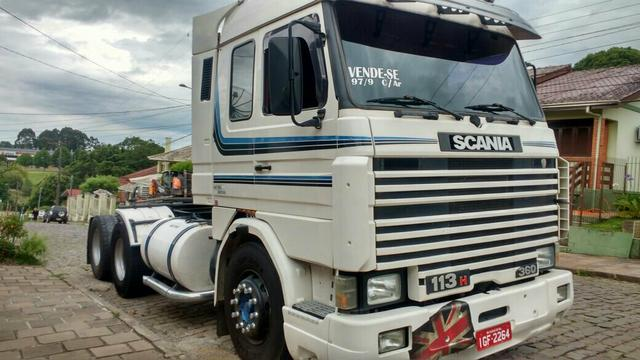 SCANIA 113 FRONTAL TOP LINE