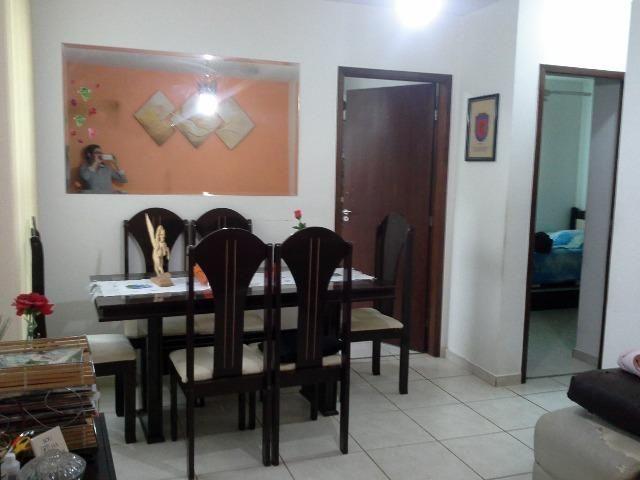 Apto Santa Mônica 2 quartos com área privativa