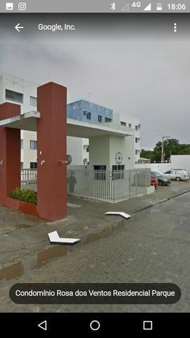 Apartamento no condomínio rosa dos ventos próximo à UFS