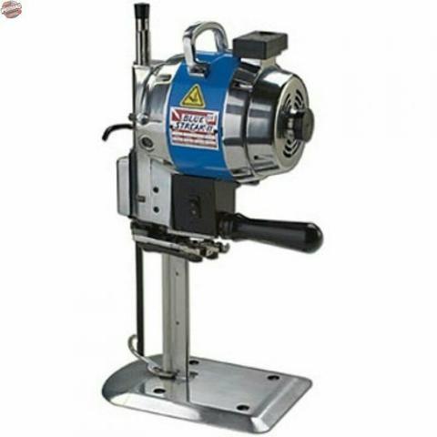 Máquina Industrial de Cortar tecido!