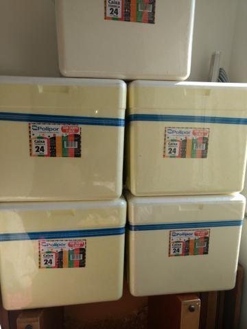 Caixa térmica 24 litros