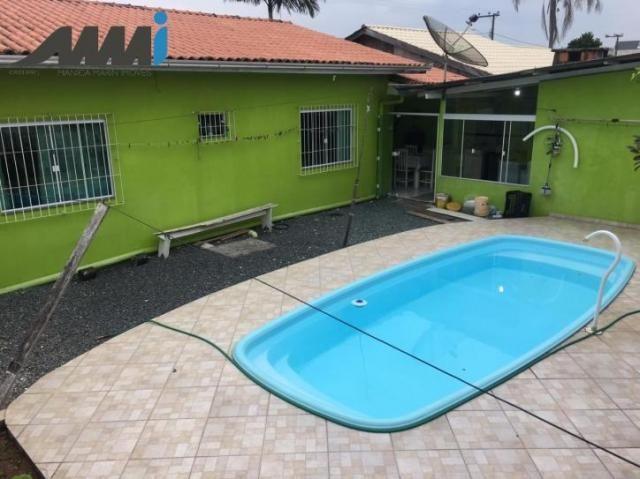 Casa com piscina, 3 quartos no centro de navegantes - Foto 9
