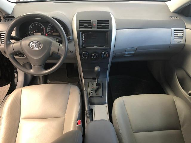 Corolla XLI 1.6 2010 Aut. Completo (Gasolina) - Foto 6