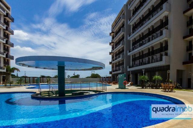 01 Quarto Vazado C/ 02 Varandas - Lazer De Resort - Park Sul - Use Fgts - Foto 18