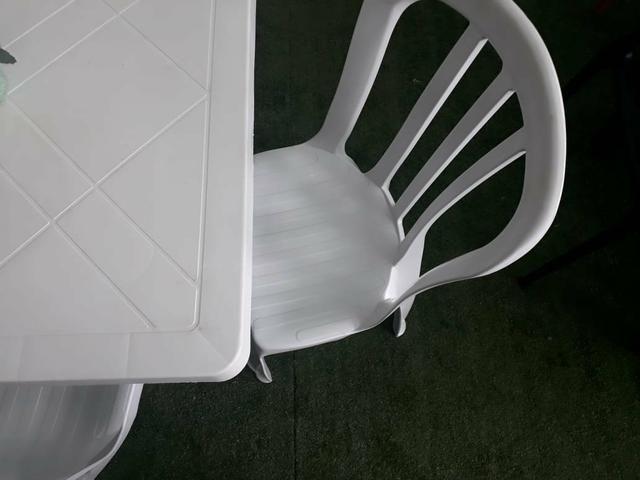 Mesa e cadeiras bistrô - Foto 4