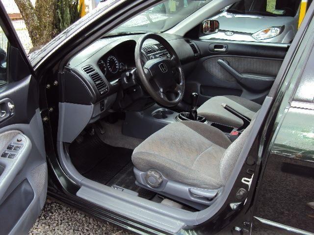 Honda Civic Lx 1.7 Completão! Ótimo estado! Mecânico - Foto 14