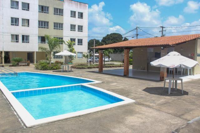Apartamento com 2 dormitórios à venda, 59 m² por r$ 100.000,00 - santa tereza - parnamirim - Foto 7