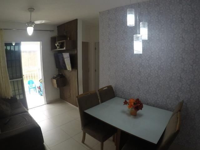 E.R- Apartamento com 2 quartos, 600m de Manguinhos - Foto 5