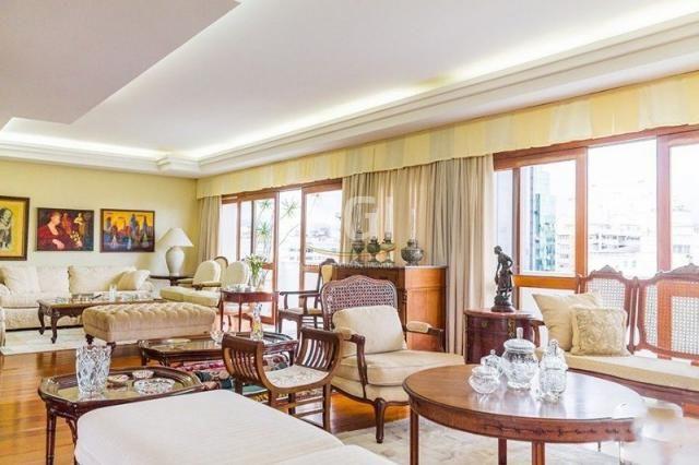 Apartamento à venda com 5 dormitórios em Moinhos de vento, Porto alegre cod:MF18816 - Foto 2