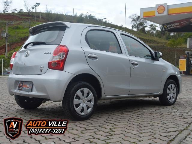 Toyota Etios 1.3 X Manual Flex*Muito Econômico*Garantia Pós Venda - Foto 4