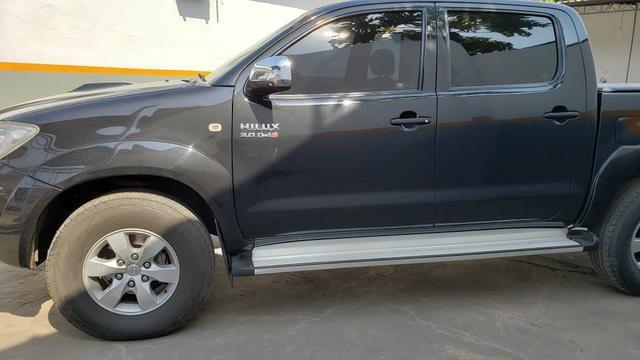 Hilux SRV AUT 2011 - Foto 3