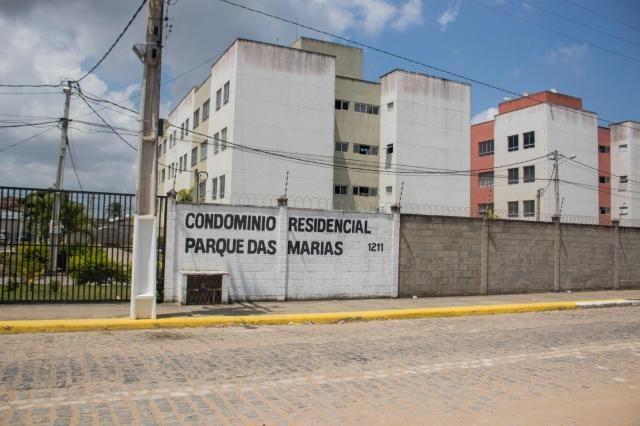 Apartamento com 2 dormitórios à venda, 59 m² por r$ 100.000,00 - santa tereza - parnamirim - Foto 3