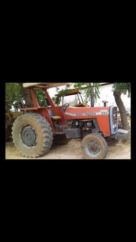 Trator Massey Ferguson 290 - Foto 3
