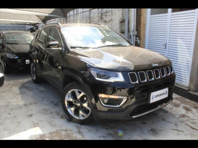 JEEP  COMPASS 2.0 16V FLEX LIMITED 2016