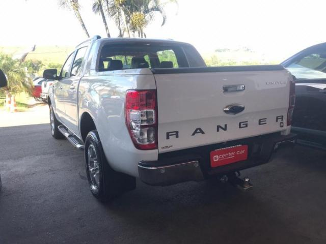 Ford ranger 2014 3.2 limited 4x4 cd 20v diesel 4p automÁtico - Foto 4